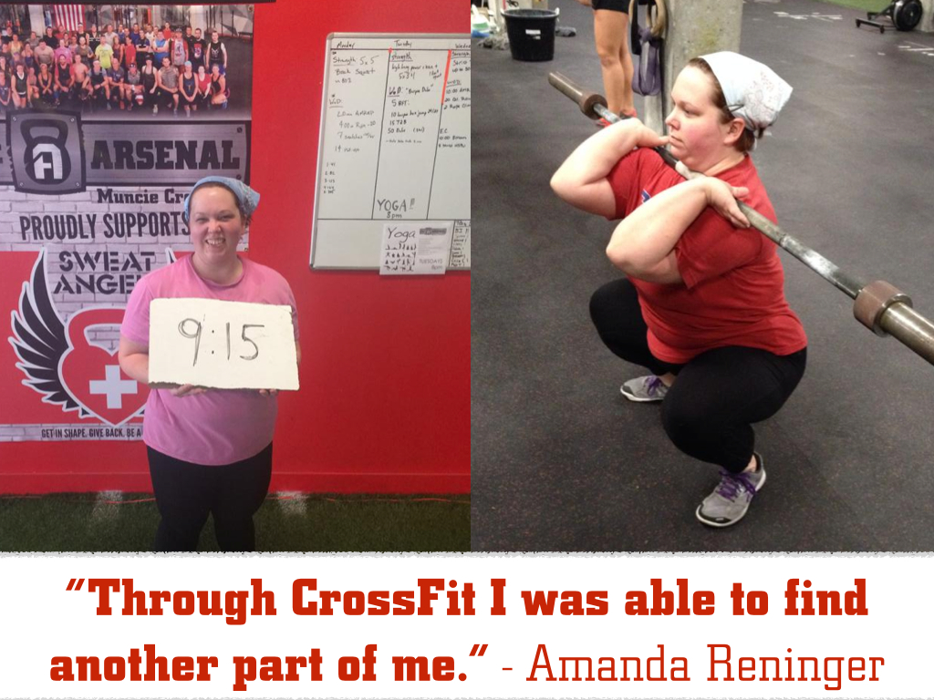 Dead Lifting Opera Singer Grows Confidence Through CrossFit